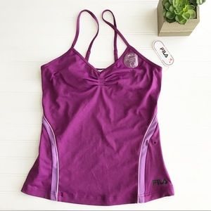 Fila || Women's Activewear Workout Top